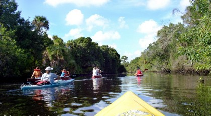 Kayaking-the-North-Fork-of-the-St.-Lucie-River-420x230 - pga village